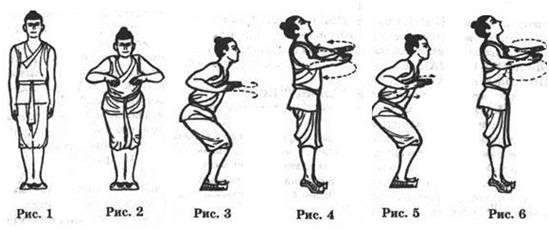 Лечение щитовидной железы - упражнение Заплыв золотой лягушки.