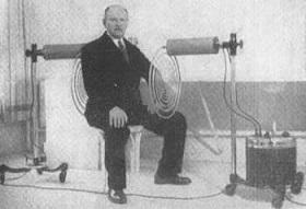 Георгий Лаховский - изобретатель электромагнитного прибора для лечения клеток