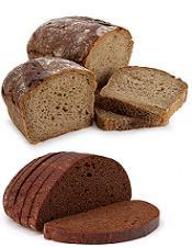 Польза и вред ржаного хлеба.