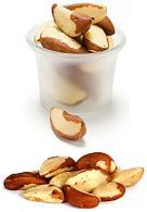 Содержание селена в продуктах - бразильский орех.