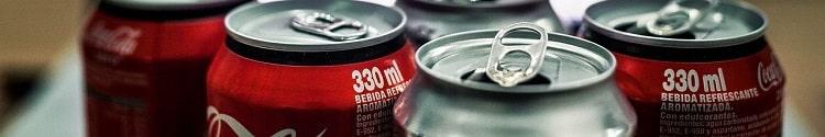 Станьте моложе - действие №3: Прекратите пить газированные напитки и нектары.