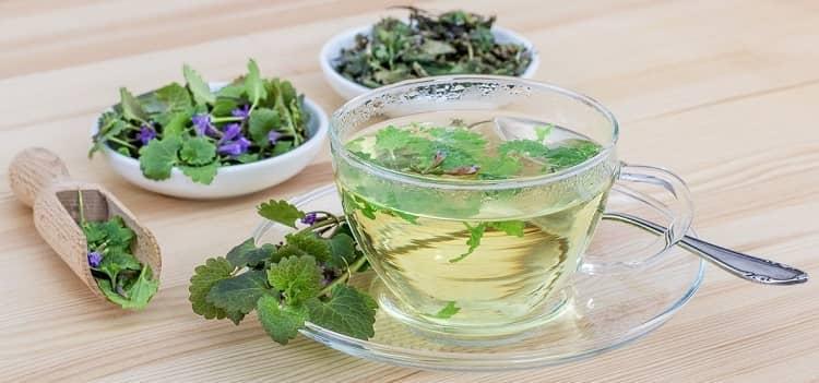 Подготовка к очищению легких после отказа от курения - очищающий травяной чай
