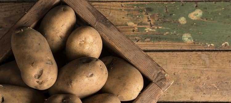 Очищение сосудов картофельным отваром
